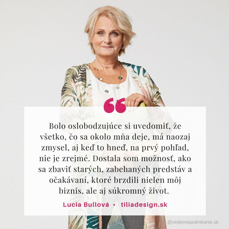 Lucia Bullová